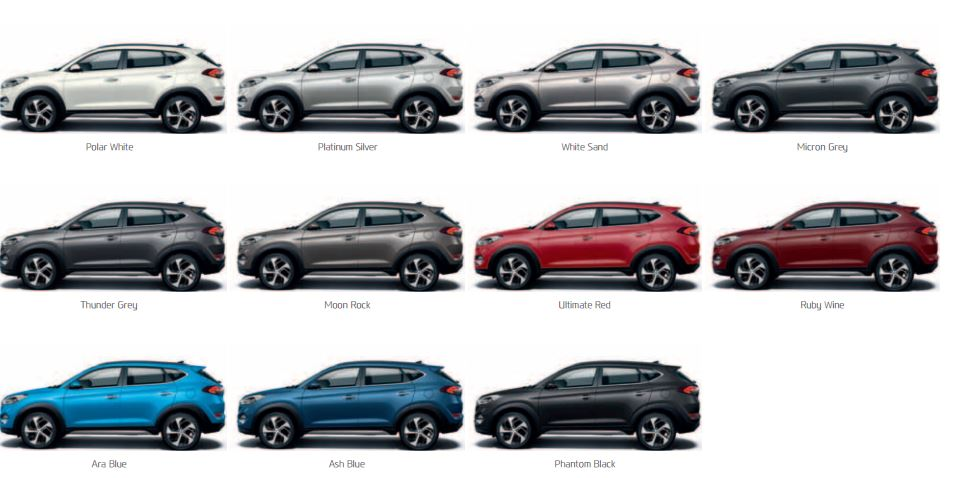 The New Hyundai Tucson Jensen Fleet Solutions