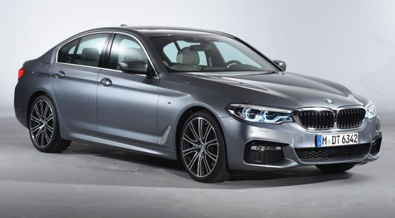 Bmw 5 Series Jensen Fleet Solutions