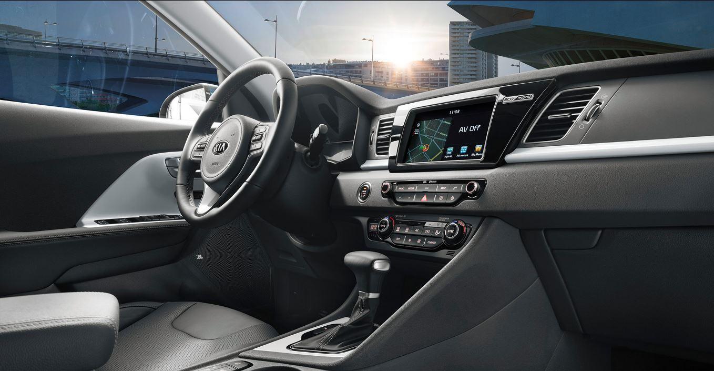 Kia launches niro and optima jensen fleet solutions for Interior kia niro