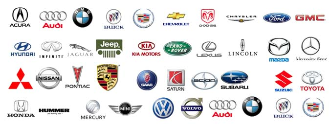 Manufacture Companies And Distributor Dealers On Wears Mail: Top Car Manufacturers 2015