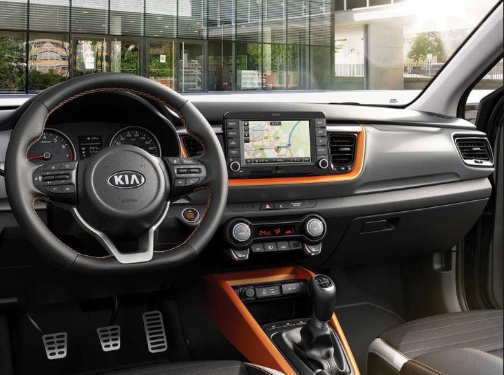 The all new kia stonic jensen fleet solutions for Interieur kia stonic