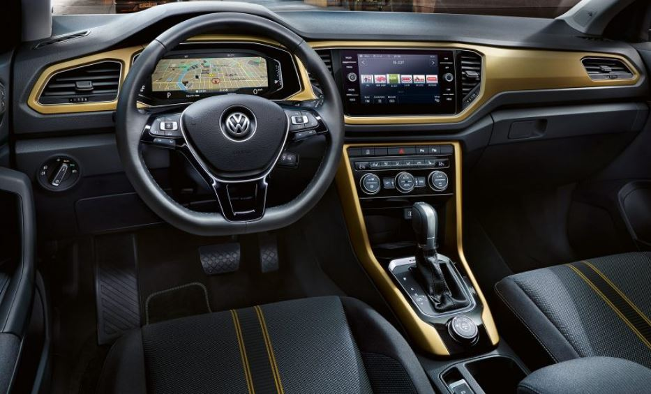 New Volkswagen T Roc Jensen Fleet Solutions
