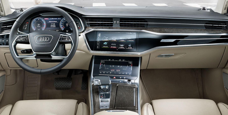 The All New Audi A6 Jensen Fleet Solutions